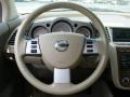 2007 Glacier Pearl White Nissan Murano SL AWD  photo #15