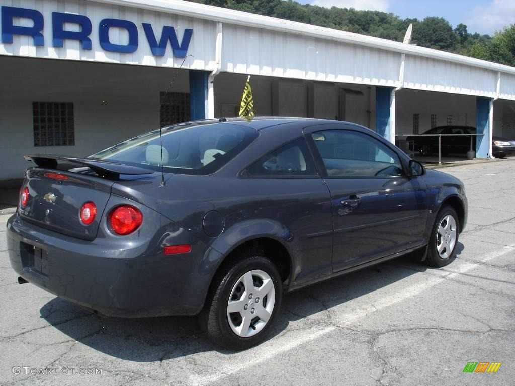 Chevy Cobalt Black Paint Code