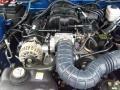 2007 Vista Blue Metallic Ford Mustang V6 Premium Coupe  photo #25