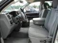 2006 Bright Silver Metallic Dodge Ram 1500 SLT Quad Cab  photo #12