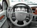 2006 Bright Silver Metallic Dodge Ram 1500 SLT Quad Cab  photo #22