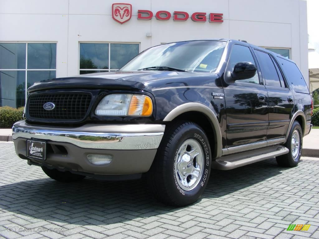 2002 black ford expedition eddie bauer 16221314 car color galleries. Black Bedroom Furniture Sets. Home Design Ideas