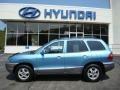 Crystal Blue 2003 Hyundai Santa Fe Gallery