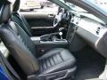 2007 Vista Blue Metallic Ford Mustang GT Premium Coupe  photo #13