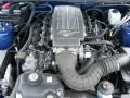 2007 Vista Blue Metallic Ford Mustang GT Premium Coupe  photo #24