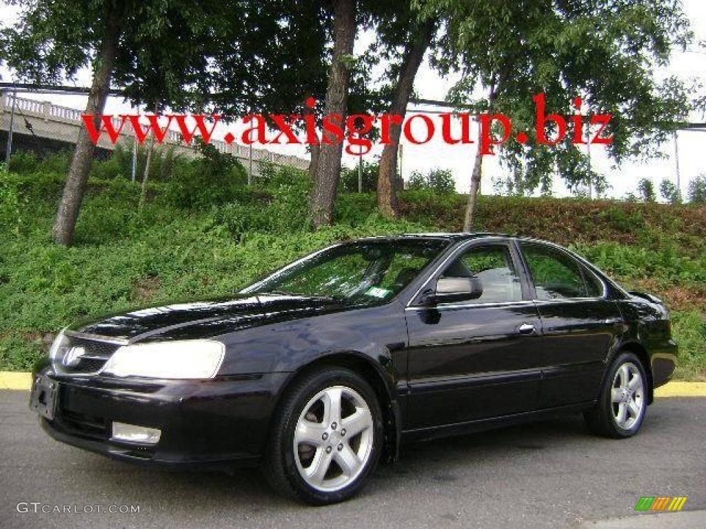 Nighthawk Black Pearl Acura TL Type S - 2005 acura tl type s specs