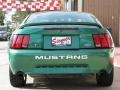 2000 Electric Green Metallic Ford Mustang GT Coupe  photo #3