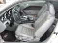 2007 Performance White Ford Mustang Shelby GT Coupe  photo #11