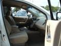 2007 Glacier Pearl White Nissan Murano S AWD  photo #8