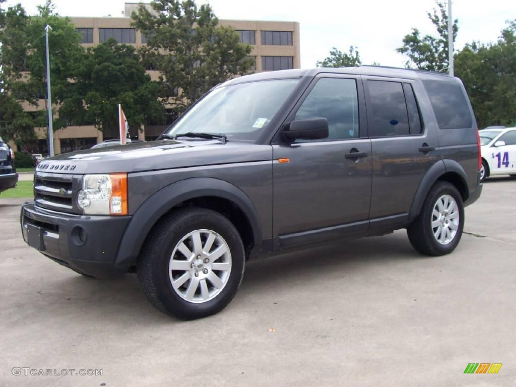2005 bonatti grey metallic land rover lr3 v8 se 16333817 car color galleries. Black Bedroom Furniture Sets. Home Design Ideas