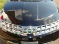 2006 Super Black Nissan Murano SL AWD  photo #15