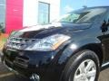 2006 Super Black Nissan Murano SL AWD  photo #16