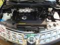 2006 Super Black Nissan Murano SL AWD  photo #27