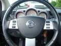 2006 Super Black Nissan Murano SL AWD  photo #33