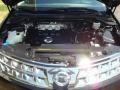 2006 Super Black Nissan Murano S AWD  photo #26