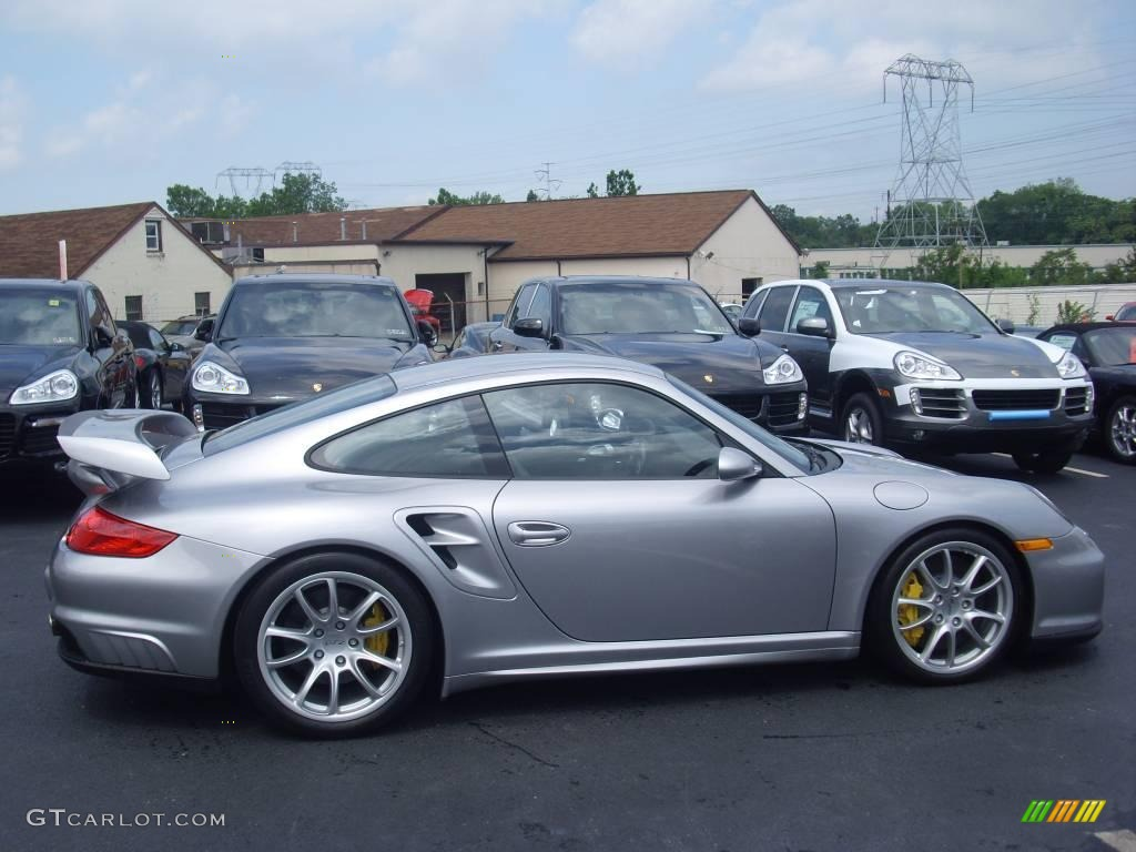 2008 Gt Silver Metallic Porsche 911 Gt2 1631668 Photo 5