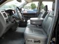 2006 Black Dodge Ram 1500 Laramie Quad Cab  photo #17
