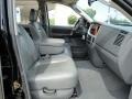 2006 Black Dodge Ram 1500 Laramie Quad Cab  photo #23