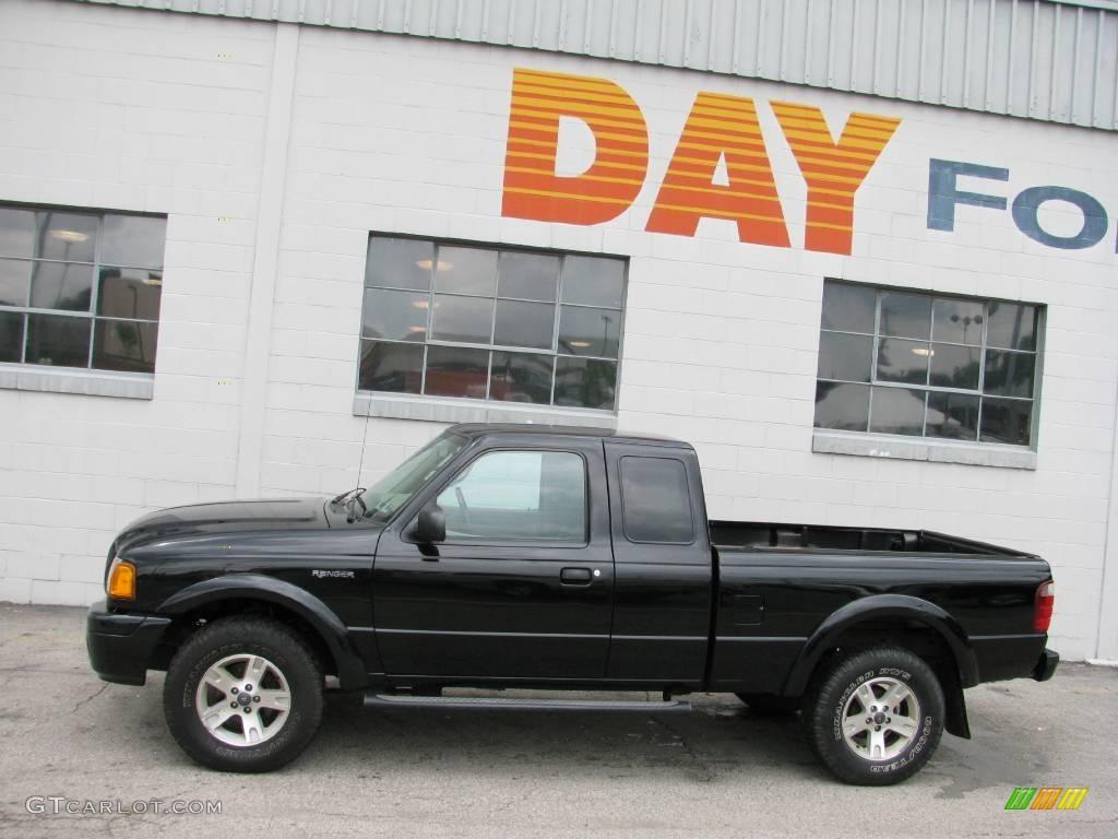 2005 black ford ranger edge supercab 4x4 16379789 photo 2 car color galleries. Black Bedroom Furniture Sets. Home Design Ideas
