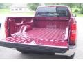 2009 Deep Ruby Red Metallic Chevrolet Silverado 1500 LS Extended Cab 4x4  photo #10