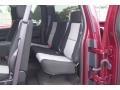2009 Deep Ruby Red Metallic Chevrolet Silverado 1500 LS Extended Cab 4x4  photo #13