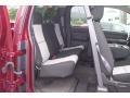 2009 Deep Ruby Red Metallic Chevrolet Silverado 1500 LS Extended Cab 4x4  photo #15