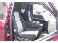 2009 Deep Ruby Red Metallic Chevrolet Silverado 1500 LS Extended Cab 4x4  photo #18