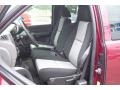 2009 Deep Ruby Red Metallic Chevrolet Silverado 1500 LS Extended Cab 4x4  photo #24