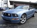 2006 Windveil Blue Metallic Ford Mustang GT Premium Convertible  photo #1
