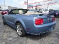 2006 Windveil Blue Metallic Ford Mustang GT Premium Convertible  photo #3