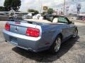 2006 Windveil Blue Metallic Ford Mustang GT Premium Convertible  photo #5
