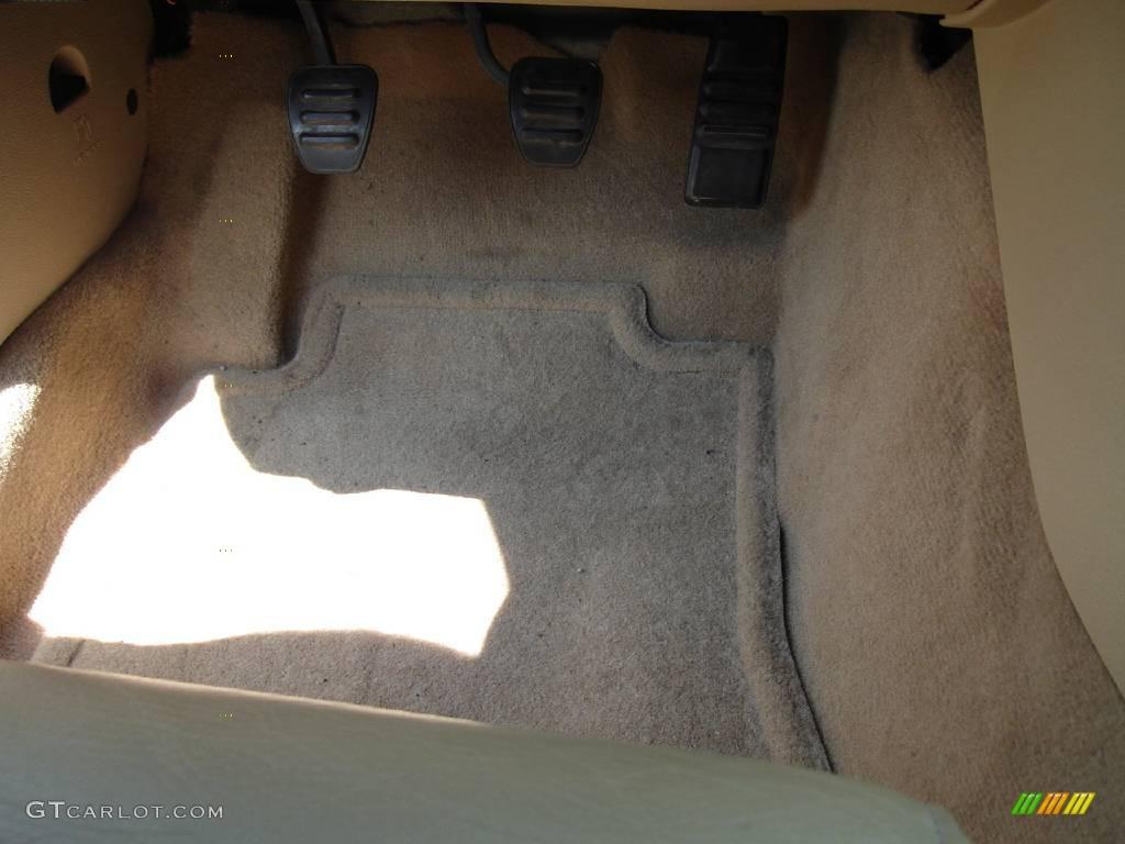 2006 Mustang GT Premium Convertible - Windveil Blue Metallic / Light Parchment photo #26