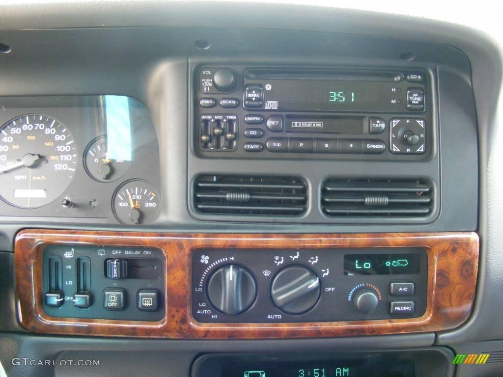 1997 dark rosewood pearl jeep grand cherokee limited 4x4 - 1997 jeep grand cherokee interior ...
