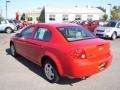 2007 Victory Red Chevrolet Cobalt LS Sedan  photo #3