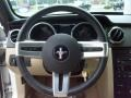2007 Performance White Ford Mustang V6 Premium Convertible  photo #23