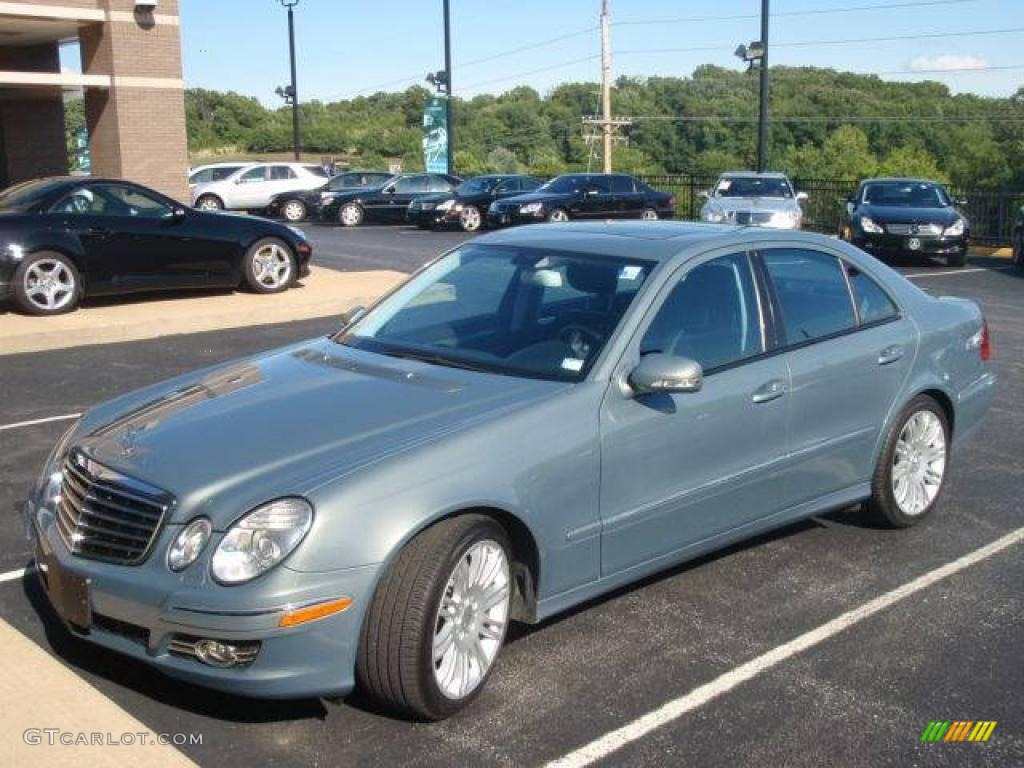 2007 granite grey metallic mercedes benz e 350 sedan for 2007 mercedes benz e 350