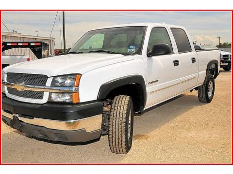 2003 chevrolet silverado 2500hd crew cab data info and specs. Black Bedroom Furniture Sets. Home Design Ideas
