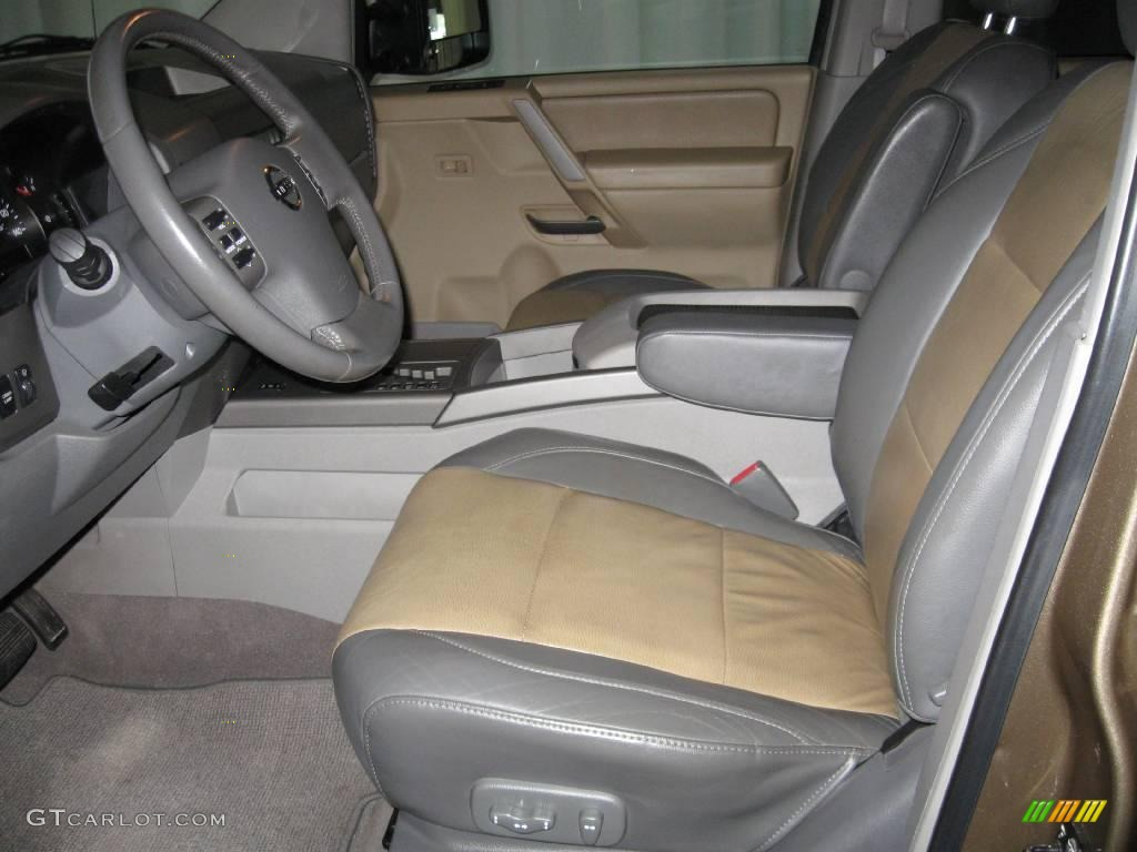 2004 copper nissan titan le crew cab 4x4 16471795 photo. Black Bedroom Furniture Sets. Home Design Ideas