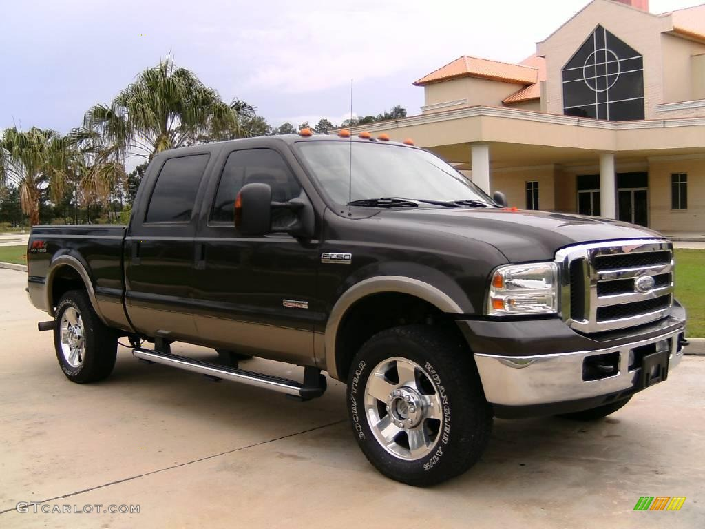 Dark stone metallic ford f250 super duty