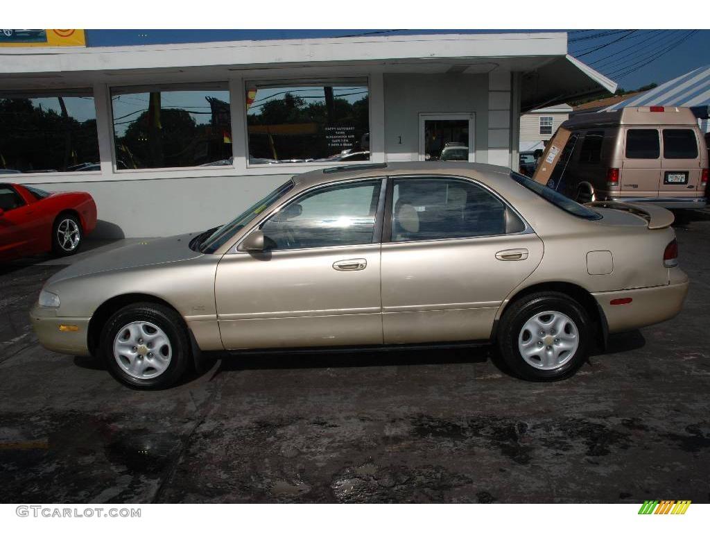 1994 Mazda 626 D Cx Related Infomationspecifications Weili Verisa Fuse Box Sahara Gold Metallic Dx 16455563 Photo 2 Gtcarlot