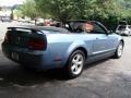 2006 Windveil Blue Metallic Ford Mustang V6 Premium Convertible  photo #4