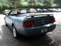 2006 Windveil Blue Metallic Ford Mustang V6 Premium Convertible  photo #6