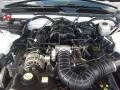 2006 Performance White Ford Mustang V6 Premium Coupe  photo #25