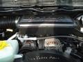 2006 Patriot Blue Pearl Dodge Ram 1500 Big Horn Edition Quad Cab 4x4  photo #19