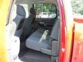 2009 Victory Red Chevrolet Silverado 1500 LT Crew Cab 4x4  photo #10