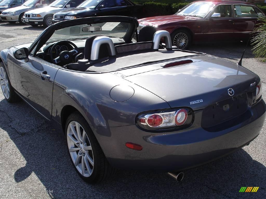 2006 galaxy gray metallic mazda mx 5 miata sport roadster 16475159 photo 8. Black Bedroom Furniture Sets. Home Design Ideas