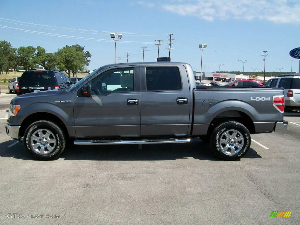 2009 F150 Xlt Supercrew Ford F150 Xlt Supercrew 4x4