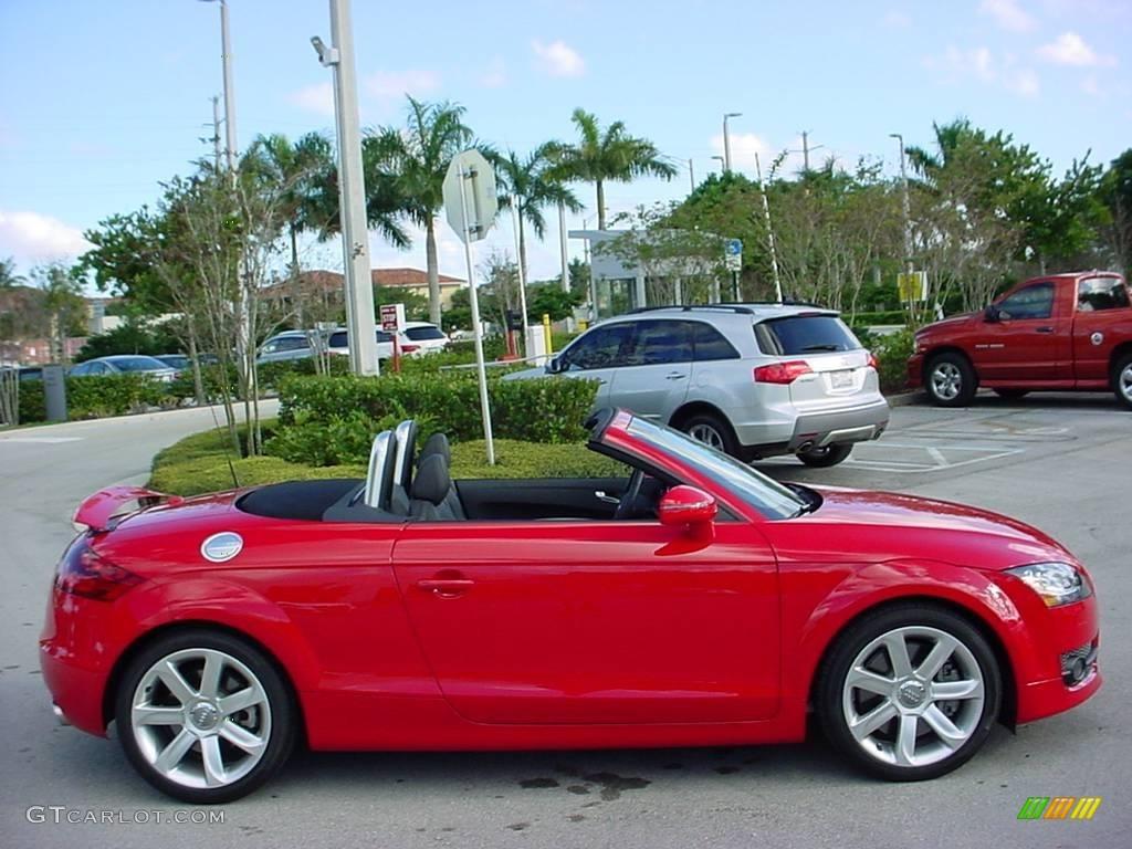 2008 Brilliant Red Audi Tt 3 2 Quattro Roadster 1645928 Photo 6 Gtcarlot Com Car Color Galleries