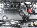 2008 Vapor Silver Metallic Lincoln MKZ Sedan  photo #18