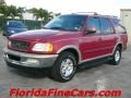 Dark Toreador Red Metallic 1998 Ford Expedition Gallery